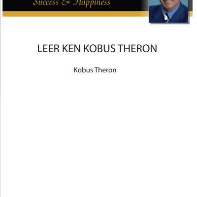 Leer ken Kobus Theron